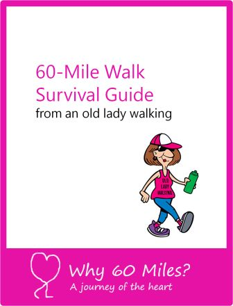 60-Mile Walk Survival Guide Cover